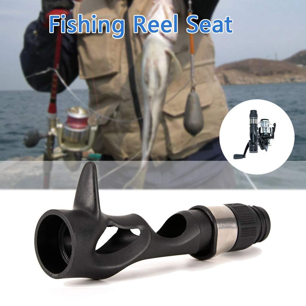Amazon com : Matoen Fly Fishing Reel Seat DIY Fishing Rod