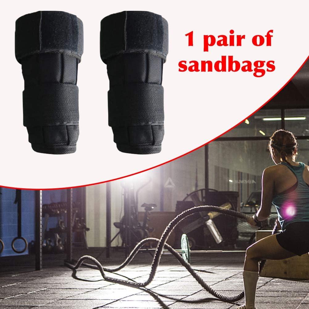 ginnastica jogging Tree2018 Pesi per caviglia da polso con cinturino da polso regolabile cinturino per caviglia e polso per passeggiate