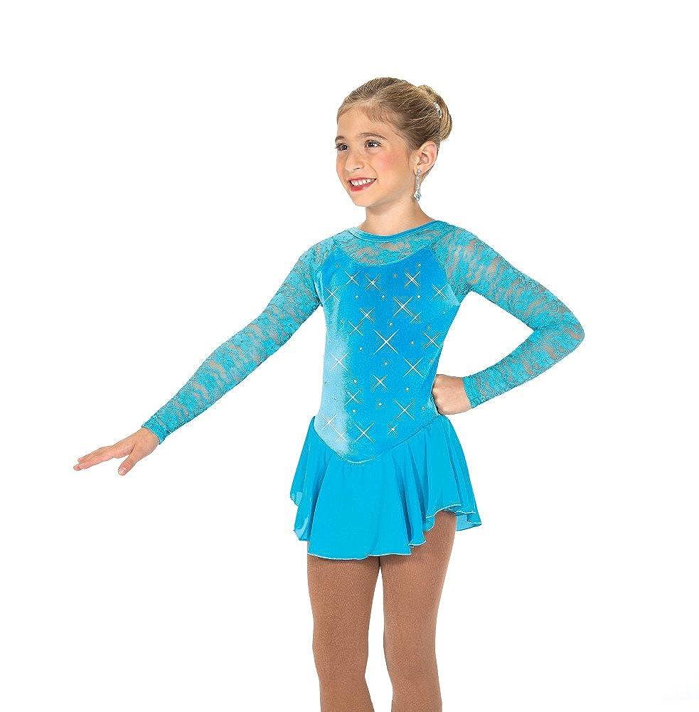 卸売 Jerry Skating World DRESS ガールズ B079TCX8SJ Size DRESS Size Skating 10-12|スカイブルー スカイブルー Size 10-12, OCULU.:e7656df9 --- a0267596.xsph.ru