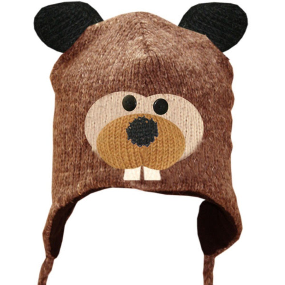 Kanada Shop Beaver Head Tuque: Amazon ca: Clothing & Accessories