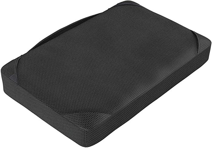 DefenderShield DefenderPad Accessory Pillow - Memory Foam Cushion for Use with DefenderPad Laptop EMF Radiation Protection & Heat Shield