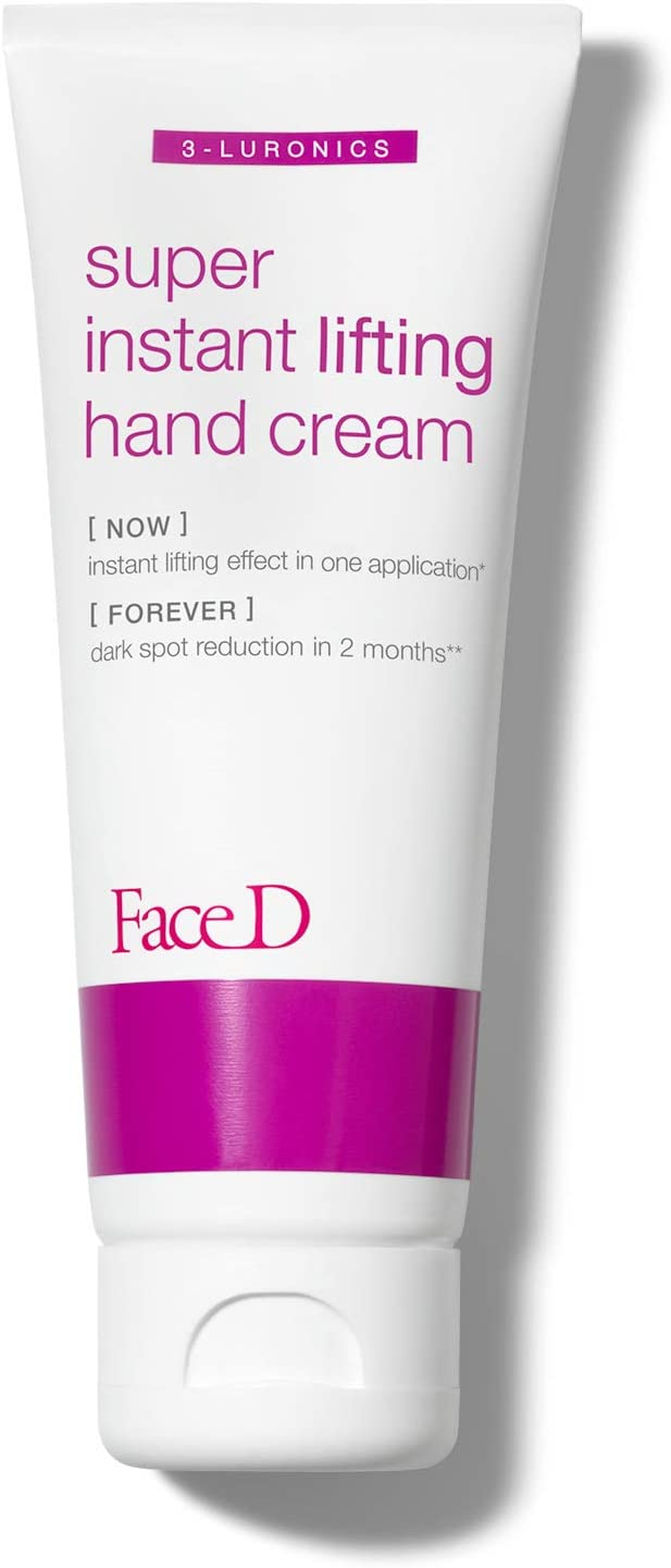 Instant Lifting Hand Cream | FaceD