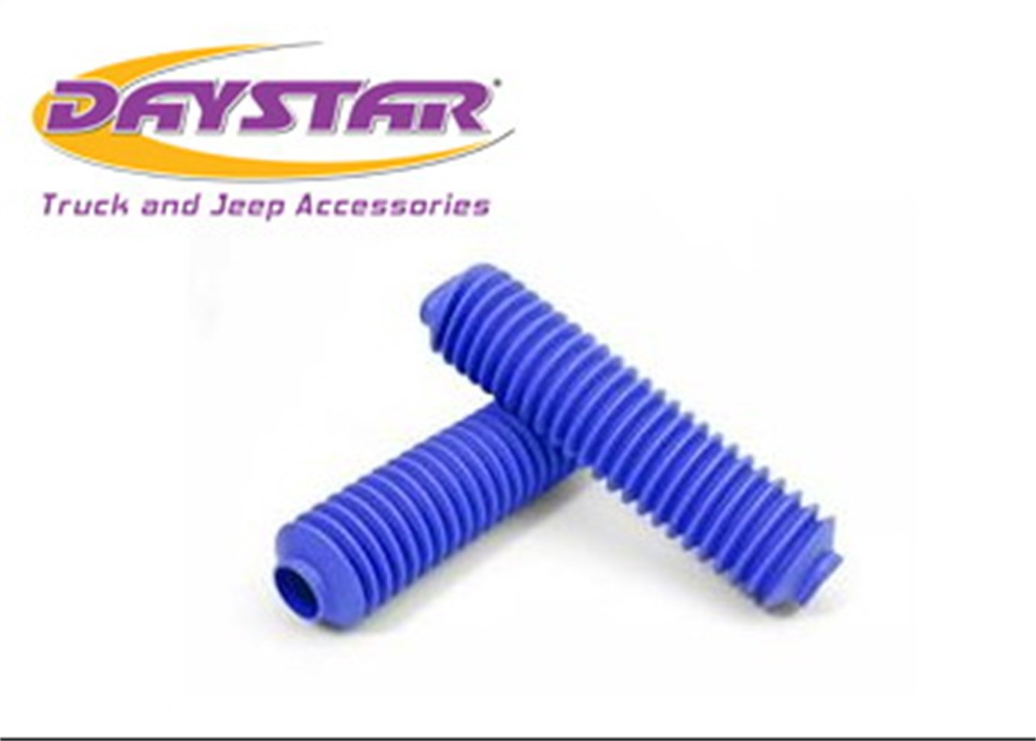 Daystar KU20002RB Blue Full Size Shock Boot with Zip Tie Royal