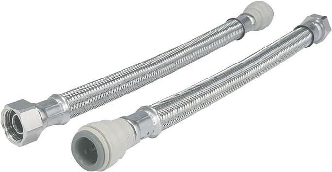 JG Speedfit emboîtez Tube Accouplements tangentes Air Connecteur 4 6 8 10 12 15 mm