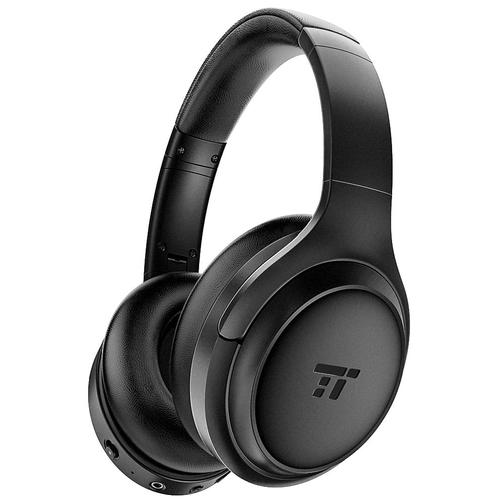 TaoTronics Cuffie Bluetooth 5.0 HiFi Over-Ear
