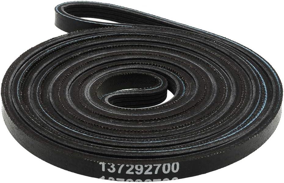 137292700 Sèche-linge tambour de ceinture remplace WE12M29 134503900