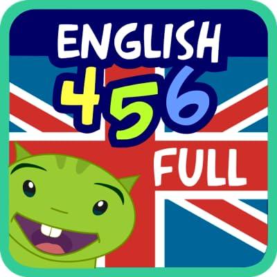 Aprender inglés - English 4, 5, 6 años con Grin FULL VERSION