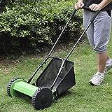 Popamazing Garden Lawnmower Grass Cutter