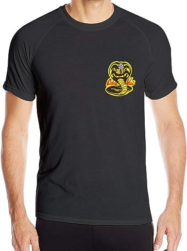 Cobra Kai Comfortable Mens Short Sleeve T-Shirt