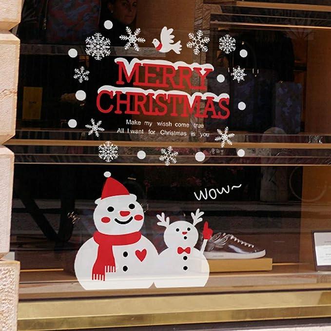 YWLINK Etiqueta ExtraíBle De Bricolaje Adhesivos De Navidad ...