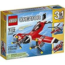 LEGO Creator Propeller Plane 31047 Building Toy, Vehicle Set