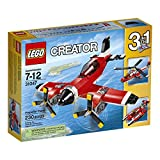 lego 3in1 sets - LEGO Creator Propeller Plane 31047 Building Toy, Vehicle Set