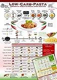 Low-Carb-Pasta: Abnehmen mit Nudeln aus Konjak (Shirataki), Linsen, Soja & Co. (2017) Rezepte mit Fisch und Fleisch Schlank mit Nudeln. Endlich wieder ... genießen mit wenig Kohlenhydraten!