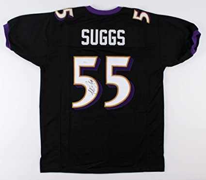 baltimore ravens suggs jersey