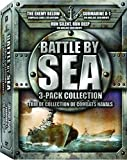 Battle By Sea 3-Pack Collection (The Enemy Below / Submarine X-1 / Run Silent, Run Deep)