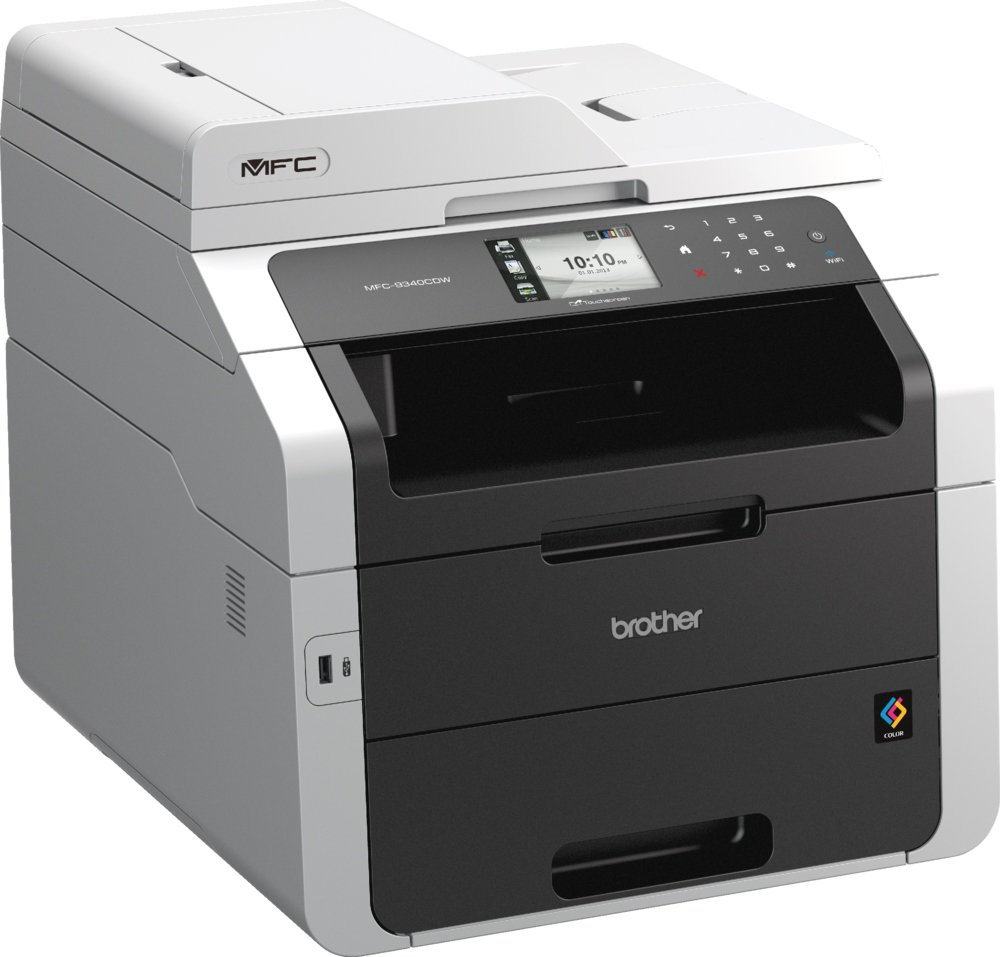 Brother MFC CDW Impresora multifunción láser color LED WiFi fax doble cara