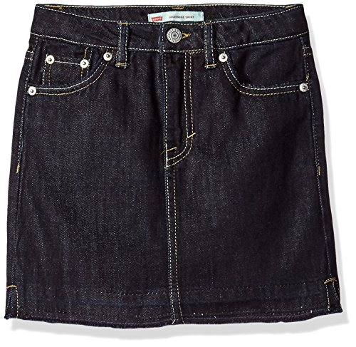 Levis Girls High Denim Skirt