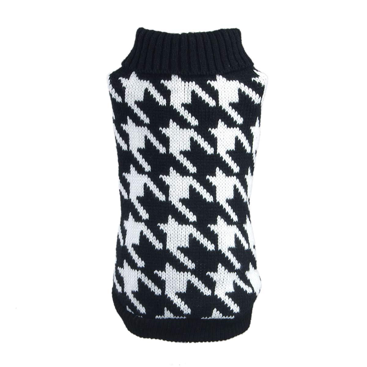 WY1688 Mascota Cachorro Suéter Jumper, Cat Géneros De Punto Abrigo ...