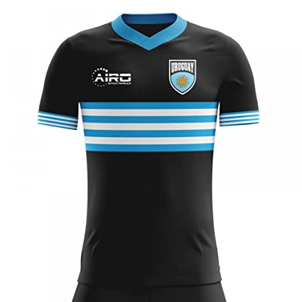 4d56ca1dad5 Amazon.com   Airo Sportswear 2018-2019 Uruguay Away Concept Football ...