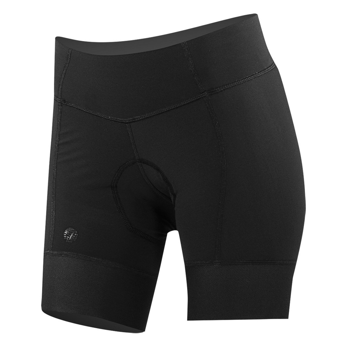 Shebeest Pre-Dyed black Cycling Shorts (medium)
