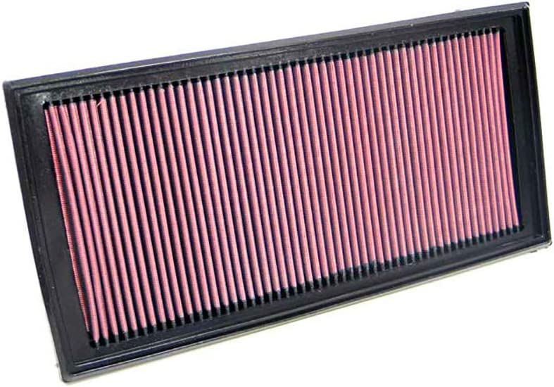 K&N engine air filter, washable and reusable:2006-2014 Honda Ridgeline V6 33-2323