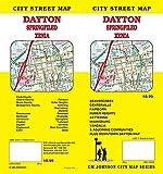 Dayton / Springfield / Xenia, Ohio Street Map