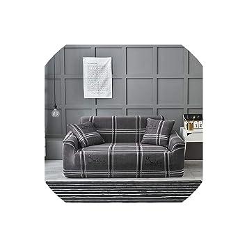 Amazon.com: Futon Slipcovers Stretch Slipcovers Sofa Cover ...