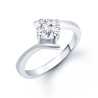 at diamond online in silver for buy price ring women solitaire rings best