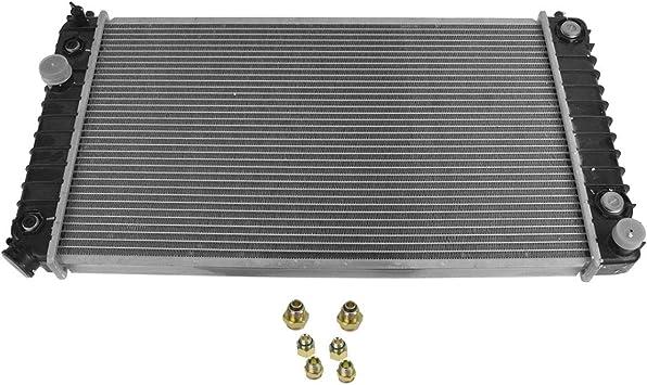 Radiator For GMC Chevy Fits Blazer S10 Jimmy Sonoma Hombre Bravada 4.3L 1826