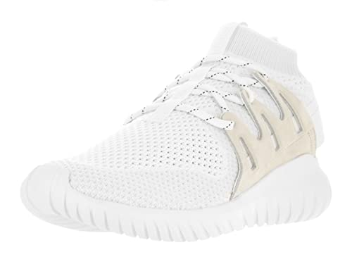 Adidas Men s Tubular Nova Pk Ftwrwhite Vintagewht Running Shoe 9.5 Men US   Amazon.co.uk  Shoes   Bags cd5206534