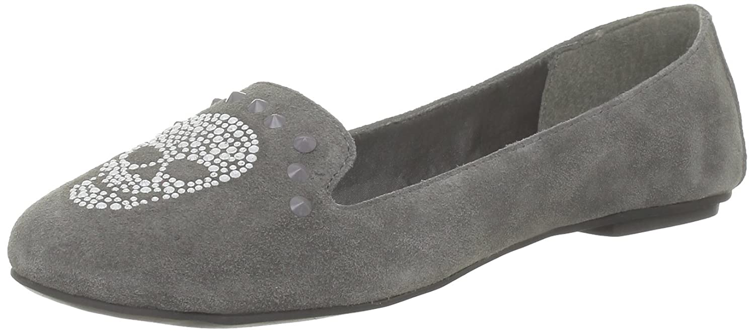 Hcsloaf3, Mocassins femme - Gris (Grey), 38 EUColors Of California