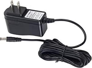 ZOSI DC 12V 1A 1000mA US CCTV Power Supply Adapter 3 m Long Power Cords for Home Security Camera Surveillance System