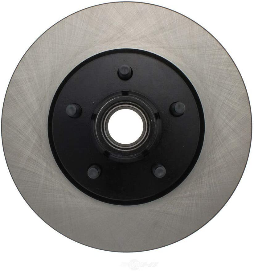 Centric Parts 120.65051 Premium Brake Rotor with E-Coating