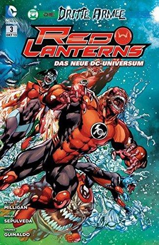 Red Lanterns: Bd. 3: Der Angriff der dritten Armee