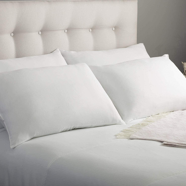 Kally Sleep Oreiller rebondissant hypoallerg/énique 74 cm x 45 cm Lavable en Machine