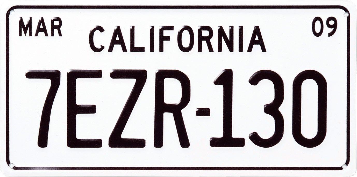 デザインボードメタル サイン ライセンス   B07RYQ9L44