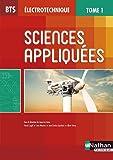 BTS Électrotechnique : Sciences appliquées, Tome 1