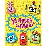Yo Gabba Gabba Childrens Throw Blanket Kids