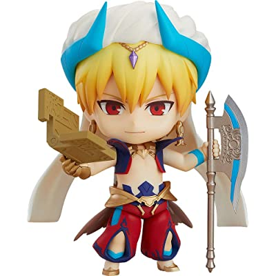 Orange Rouge Fate/Grand Order, Caster/Gilgamesh, Ascension Version, Nendoroid Action Figure: Toys & Games