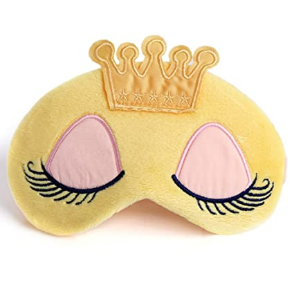 Esther Beauty Antifaz para Dormir / Máscara de Dormir / Máscara para los ojos con Frío
