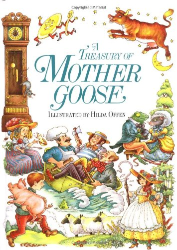 A Treasury of Mother Goose (Mother Goose Rhymes)