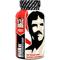 Old School Labs Vintage Burn Thermogenic Fat Burner Weight Loss Supplement (120 Natural Veggie Pills)