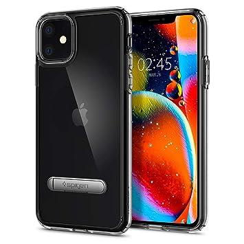 iPhone 11 ケース  ウルトラ・ハイブリッド S 076CS27433 (クリスタル・クリア)