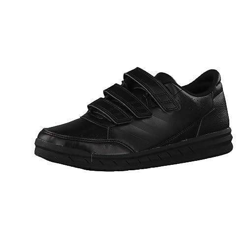 new styles b8e9b 1775c adidas AltaSport CF K, Chaussures de Gymnastique Mixte Enfant, Noir (Core  Black