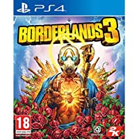 Borderlands 3 PS4 Playstation 4 Oyun