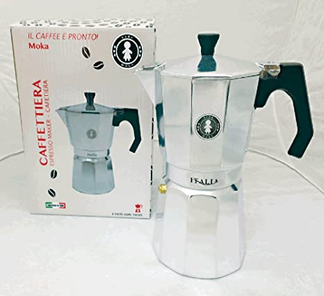 Amazon.com: ESPRESSO MAKER 9 CUPS STOVETOP: Kitchen & Dining