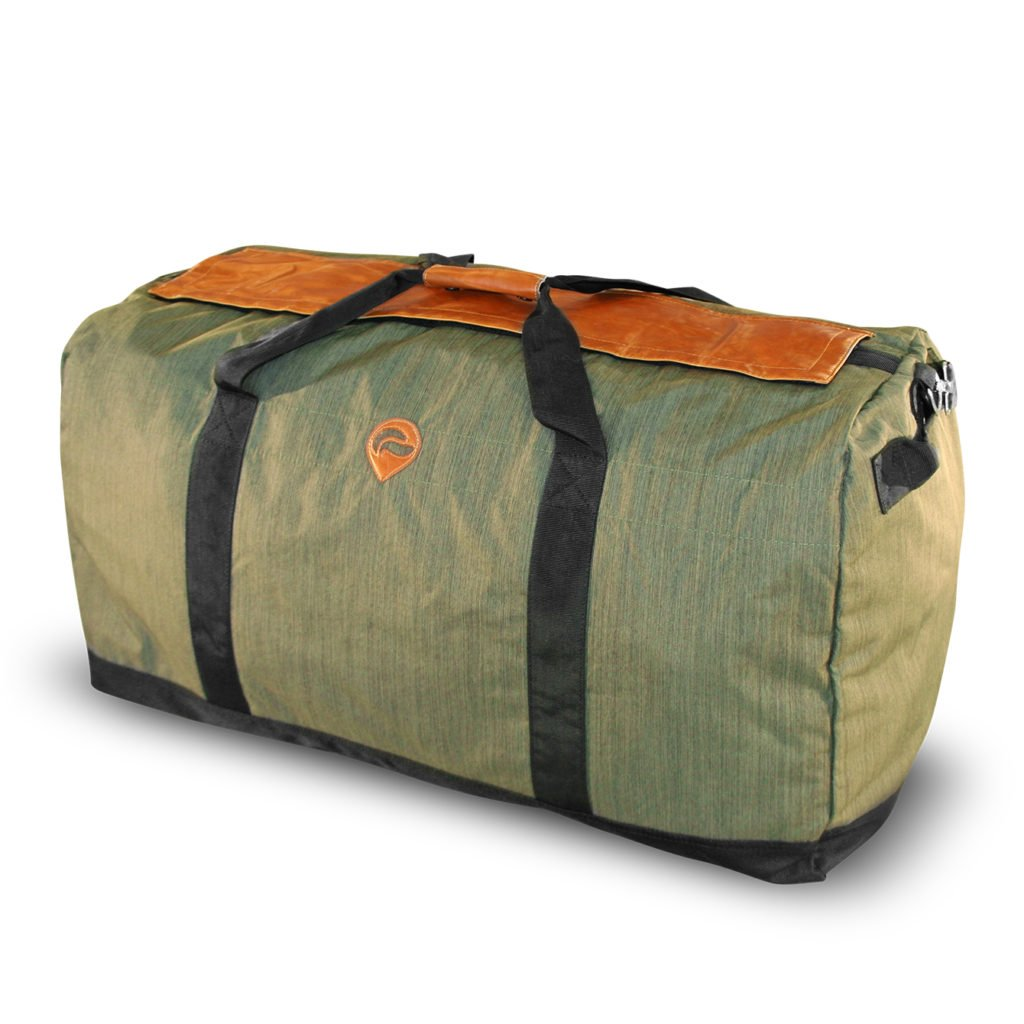 Skunk Large Duffle Midnight Express XL - Smell Proof - Water Proof - Hydroponics (Olive Green) by Skunk