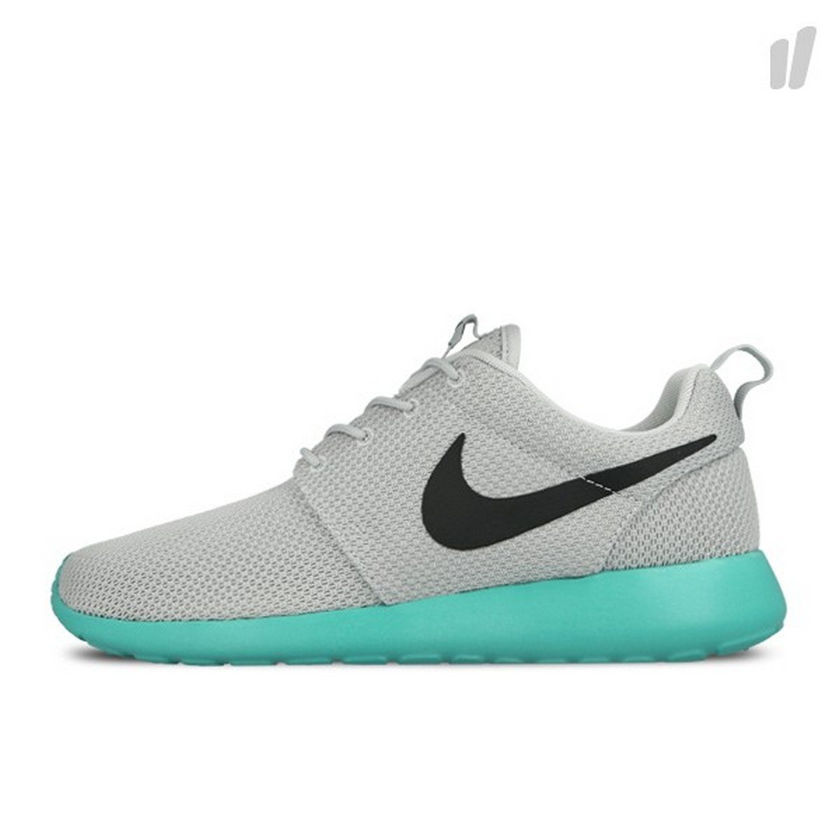the best attitude 8a658 7873b NIKE Roshe Una QS Entrenadores Gris 633054 013, Size 38.5  Amazon.es   Zapatos y complementos