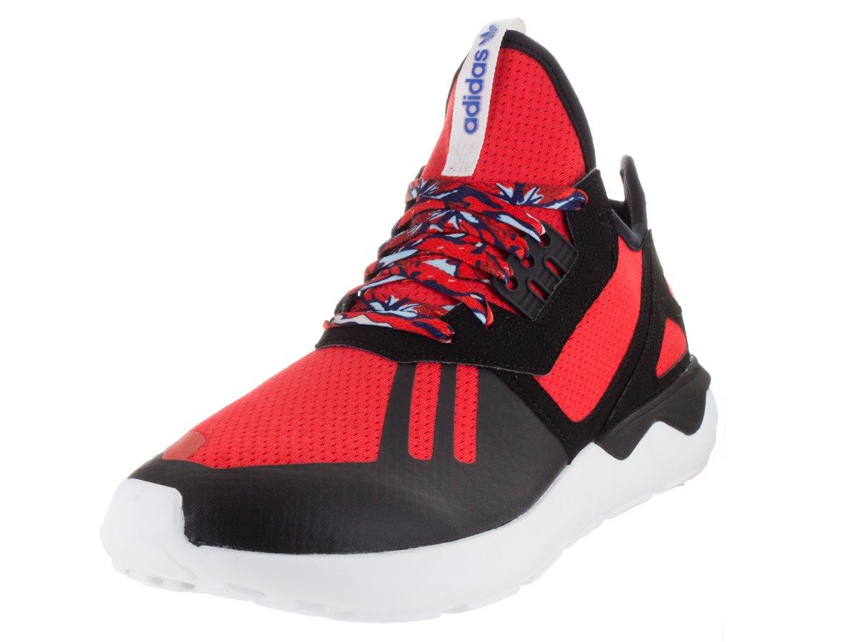 adidas Tubular Runner Men's Grey/White B41275 B00O2DKMD6 8 D(M) US Red/Black/White