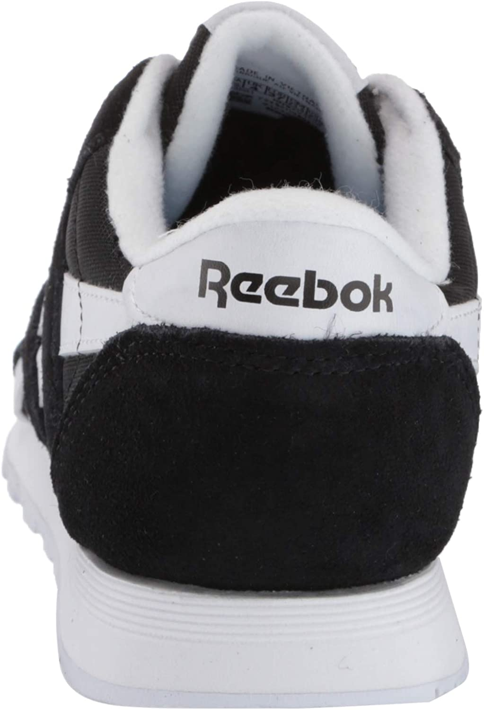 Reebok - Classic Nylon - Baskets - Femme Classic Black White 2